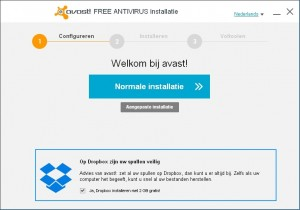 Avast!-Dropbox