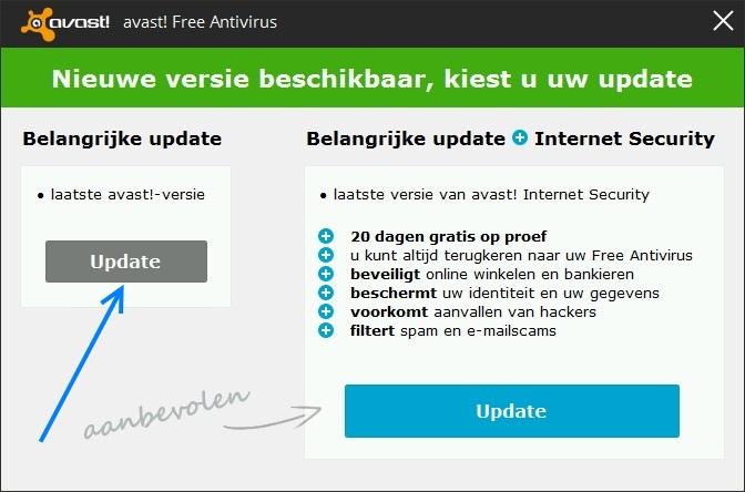Avast Antivirus For Windows 10