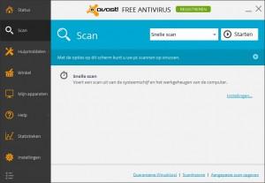 Avast!-scan