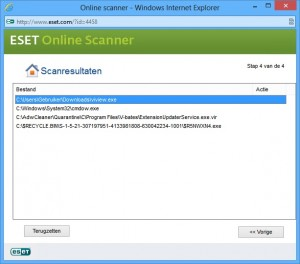 ESET-Online-Scanner-Quarantaine
